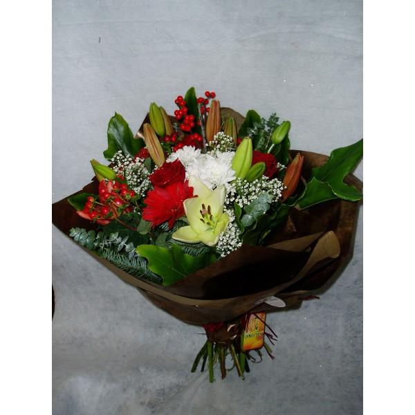 Bouquet misto Natalicio