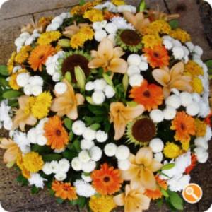 Coroa Fúnebre Cristalino