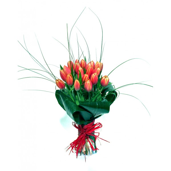 Bouquet de Túlipas Fogo