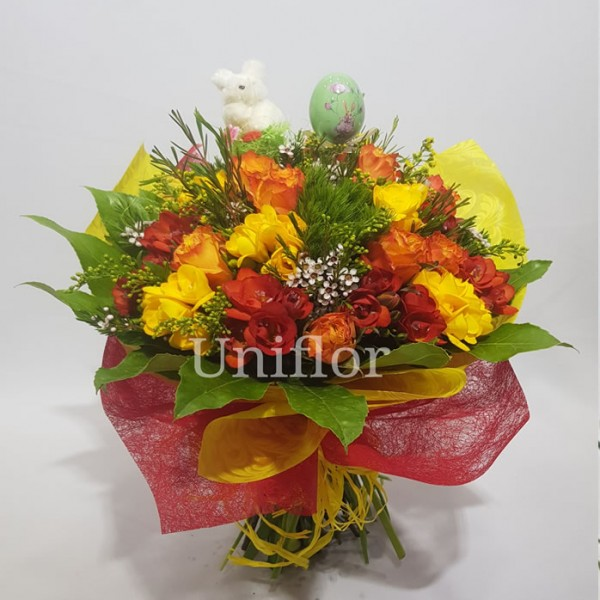 Bouquet Primaveril Pascoal