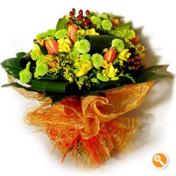 Bouquet Colorido - Lógica