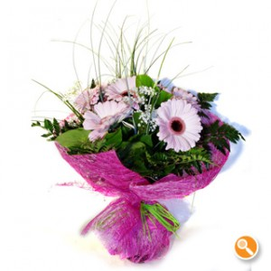 Bouquet de Gerberas - Lady