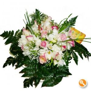 Bouquet de rosas - Emoção