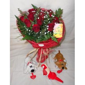 Bouquet Promoção São Valentim 2016