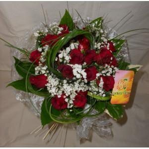 Bouquet de Rosas Vermelhas - Original