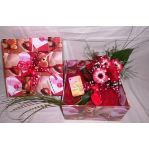 Caixa do Amor para o Dia dos Namorados