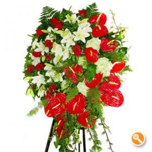 Coroa Fúnebre Preciosa