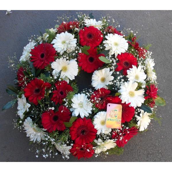 Coroa Fúnebre Senhora Embaixatriz