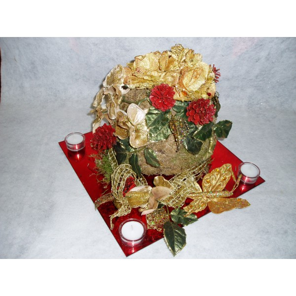 Centro de Natal Dourado