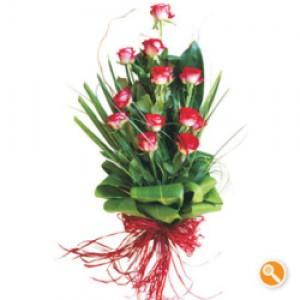 Ramo de rosas vermelhas - Paixão