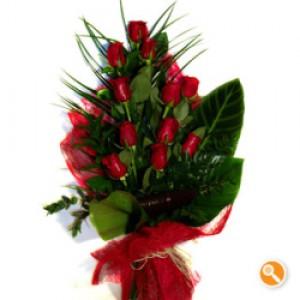 Rosas vermelhas - Extase