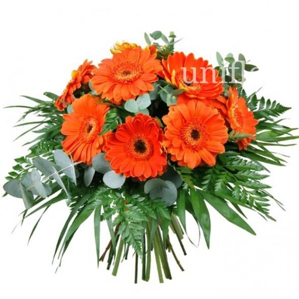 Bouquet Gerberas - Alegria