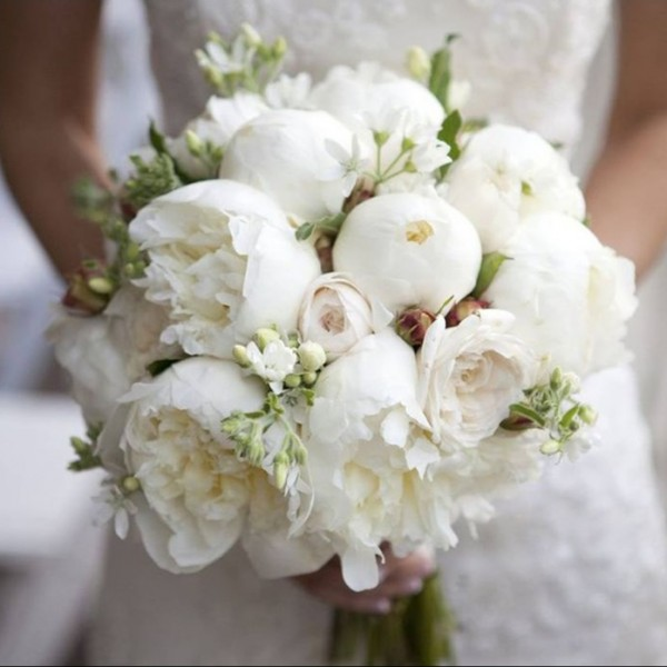 Bouquet noiva Paeonia