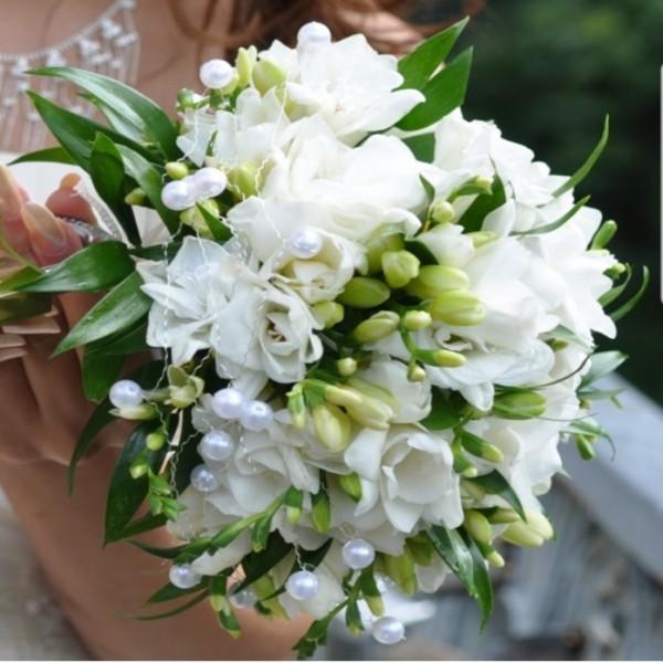 Bouquet noiva Frésias