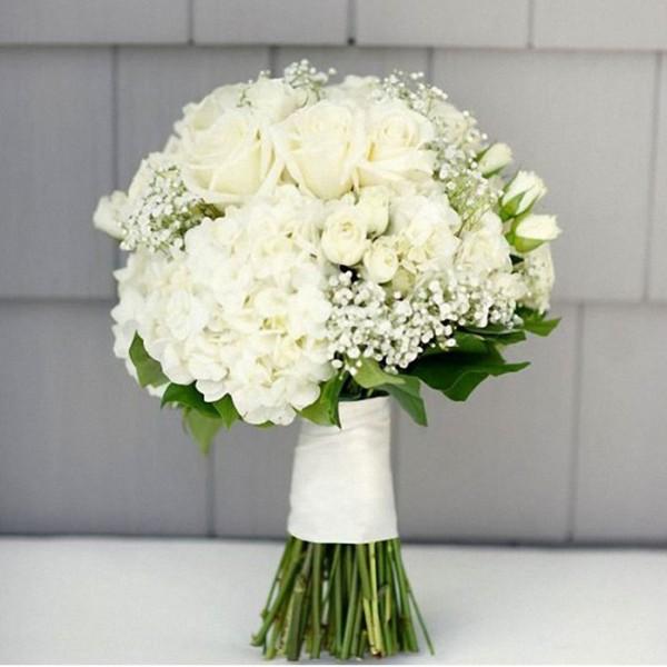 Bouquet Noiva Hortênsia
