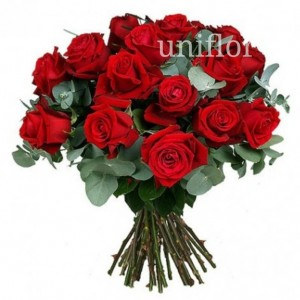 Bouquet Rosas Red Naomi