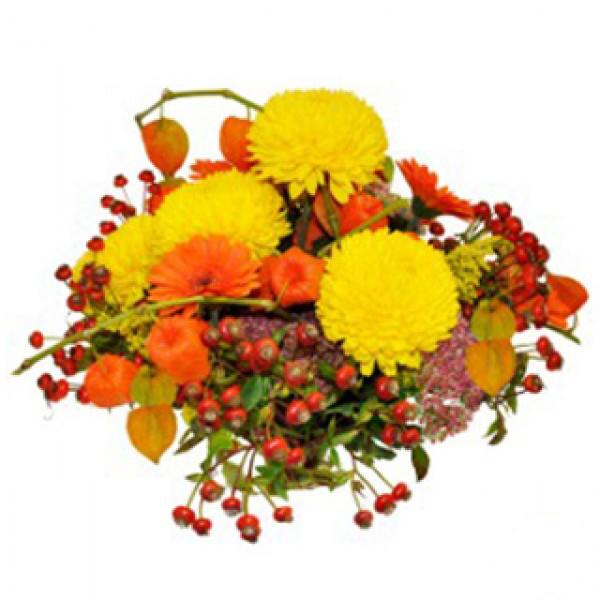 Bouquet misto - Paraiso de Outono