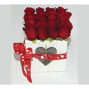 Cubo Explosão de Amor para dia dos Namorados