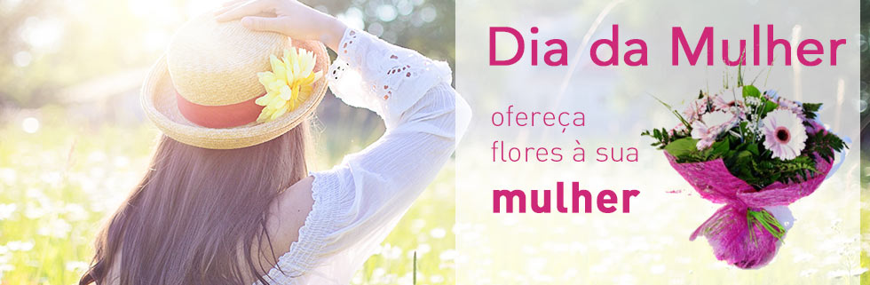 Flores para o Dia da Mulher | Uniflor